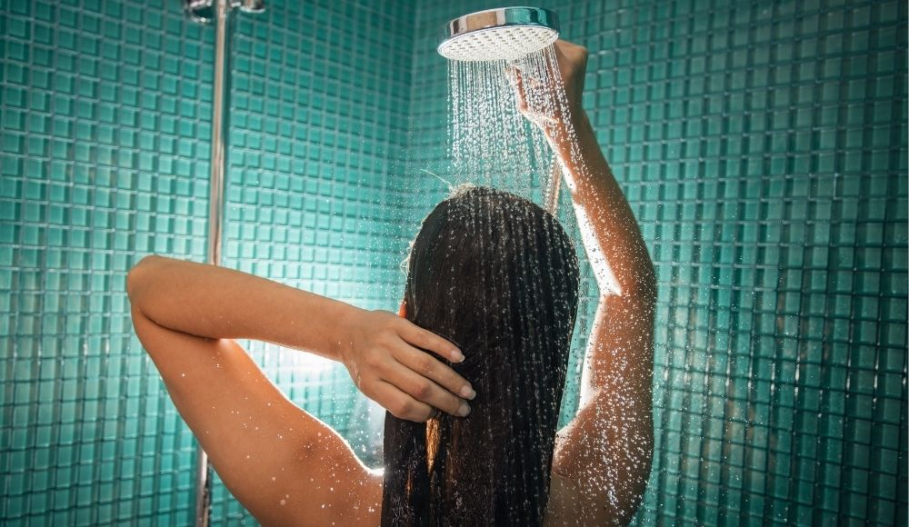 How to Shower Quickly