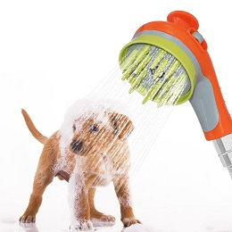 7 Best Dog Shower Heads And Sprayers For Ultra Clean Pets Shower