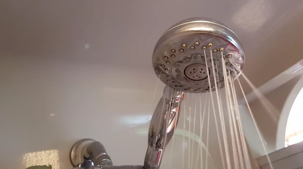 How To Clean A Clogged Shower Head Shower Maestro