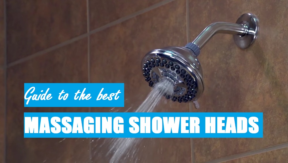 8 Best Massaging Shower Heads For Deep Relaxation
