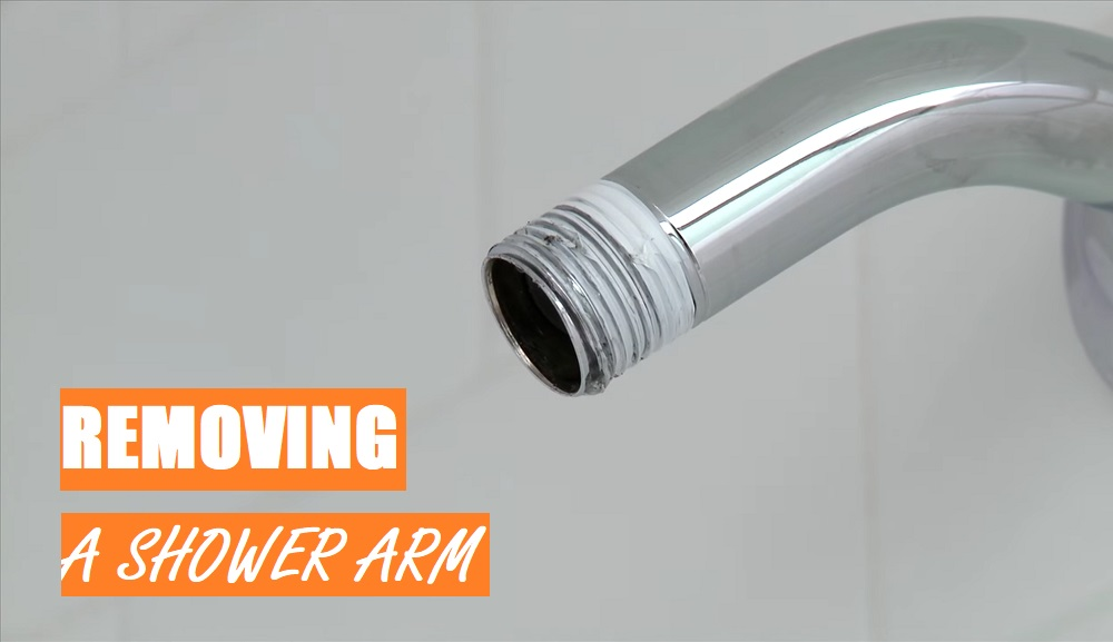 How To Remove A Shower Arm Maestro
